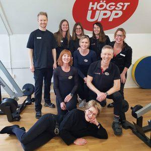 Kollegorna på Fregatten Högst Upp, Ingrids Fysioterapi, sjukgymnastikbehandling i Varberg